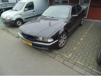 BMW 7-serie 728i G3 met veel opties.
