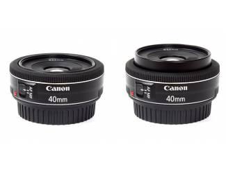 Canon EF 40mm f/2.8 STM ? uitzonderlijk compact met hoge ....