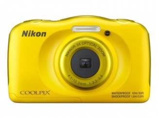 Nikon Coolpix W100 compactcamera