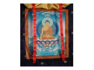 Thangka Sakyamuni Rolschildering (CD)