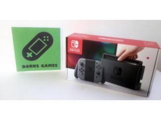 Nintendo Switch Grijs (show model) MEGADEAL!!!