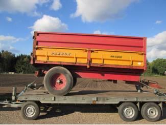 Peecon KW 6000 Kipper landbouwkipper kieper kiepwagen