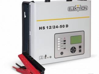 Elektron Acculader HS 12/24-50D