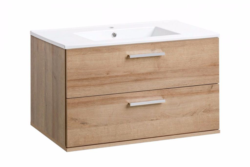 sanifun badkamermeubel remik riviera oak 8001 badkamer