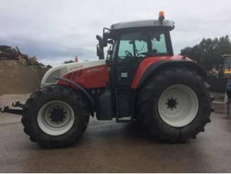 Steyr 6175CVT Tractor