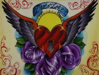 Tattoo True Love Poster