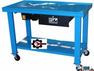 Demonteer tafel met olie opvang systeem SP40415