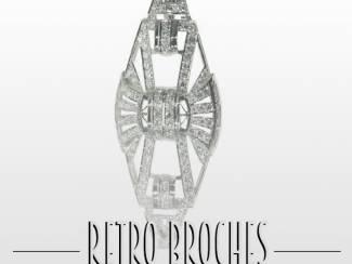 Originele retro broches om van te dromen