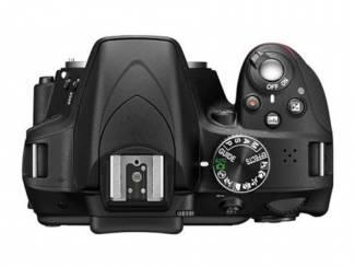 NIKON D3300 ZWART + AF-P 18-55MM VR