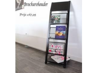 Brochurehouder en Folderrek kopen