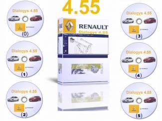 Renault Dialogys werkplaatshandboek versie 06.2016