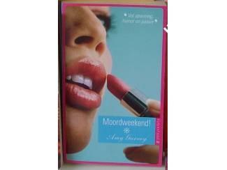 MOORD WEEKEND Pink Pockets 9789037825265