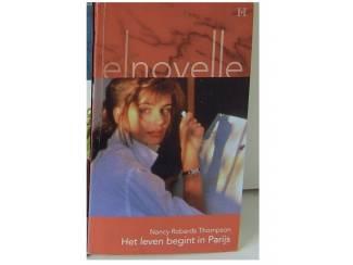 ELNOVELLE Het leven begint in Parijs 8710858904444