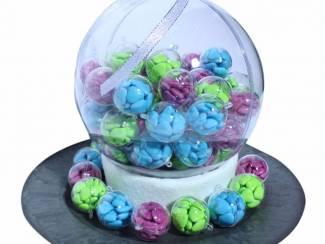 Ballen transparant voor Kerst de leukste december versiering
