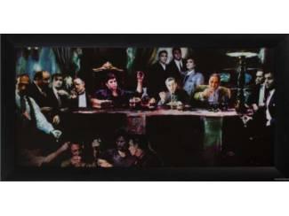 Scarface Al Pacino Tony Montana Schilderijen