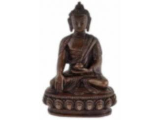 Sakyamuni Koperen Beeldje Boeddha Boedha Buddha Budha (CC)