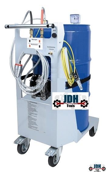 JDH00806  Mobile Brandstof afzuigunit BAW 120