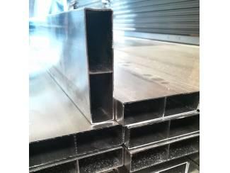 Aluminium/houten huifplanken voor schuifzeil trailers