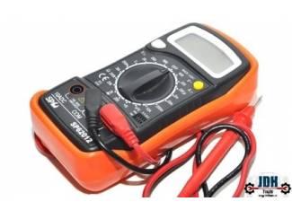 JDH00309 - SP Digitale Multimeter SP62012
