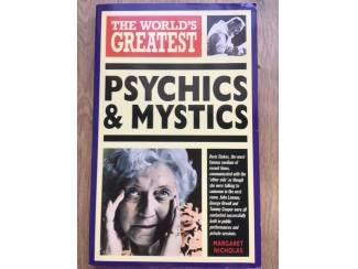 The world's greatest psychics & mystics - Margaret Nicholas