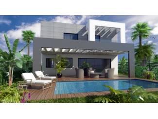 Moderne villa?s Costa del Sol