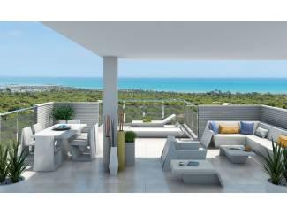 Moderne appartementen met prachtig uitzicht Costa Blanca
