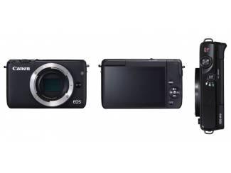 Canon EOS M100-body - zwart