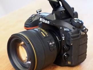 Nikon D810A DSLR - De Astro versie van de D810