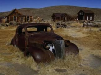 Oldtimer Chevrolet Auto Poster