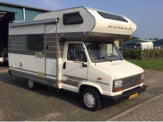 Camper Peugeot 1990