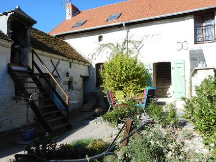 vakantie huis frankrijk Indre et Loire wandel en fiets vakantie