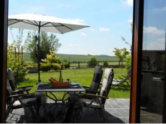 vakantie huis frankrijk Indre et Loire landelijk vrij uitzicht