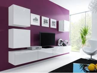 Compleet zwevend tv-wandmeubel Dennis diverse kleuren NIEUW