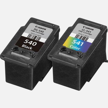 Canon PG-540/CL-541 BK/C/M/Y Multipack inktcartridge