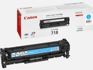 Canon 718C Cyaan-tonercartridge