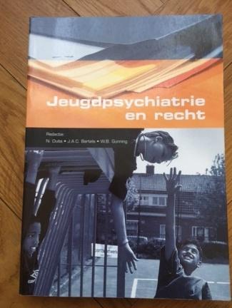 Jeugdpsychiatrie en recht - Duits, Bartels, Gunning