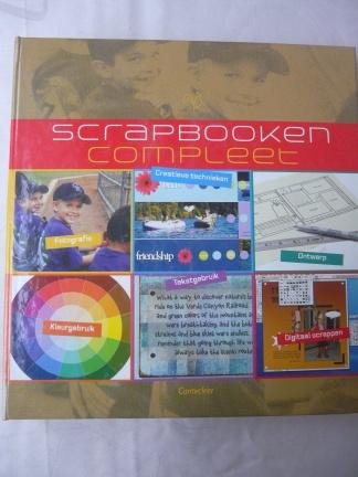 Scrapbooken compleet - Jennifer Bourgeault