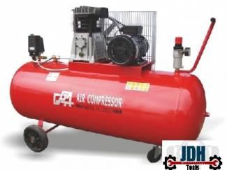 GGA 530 Mobiele compressor 200 Liter