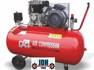 GGA 470E Mobiele compressor 100 Liter
