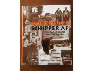 Schipper op schipper af (Volendam) - Piet en Evert Koning