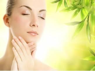 Gezondheid en schoonheidsproducten op natuurlijke basis