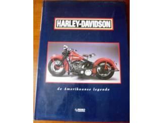 Harley-Davidson, de Amerikaanse legende - Jim Lensveld