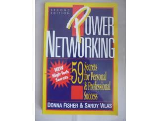 Power networking - Donna Fisher, Sandy Vilas