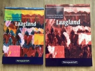Laagland Literatuur Nederlands 2e fase VWO - info+verwerkingsboek