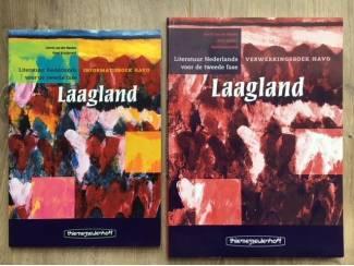 Laagland Literatuur Nederlands 2e fase HAVO - info + verwerking