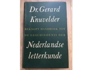 Nederlandse letterkunde - Dr. Gerard Knuvelder
