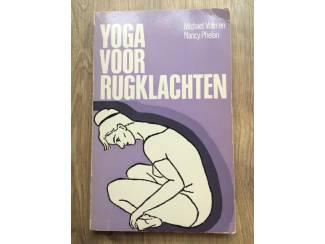 Yoga voor rugklachten - Volin, Phelan