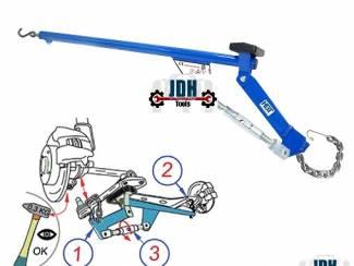 JDH00887 - Draagarm gereedschap HBT-41101900