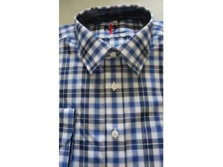Merkkleding | Overhemden Seniorenkleding. Overhemden met makkelijke sluiting.