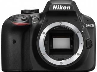D3400, de topper van NIKON